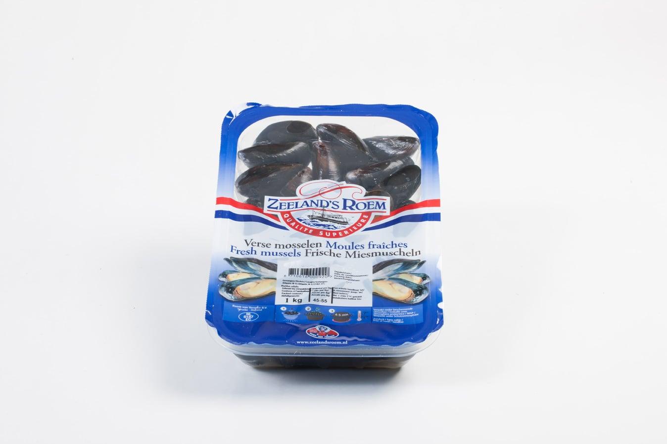 Zeeuwse mosselen - Murko Seafood